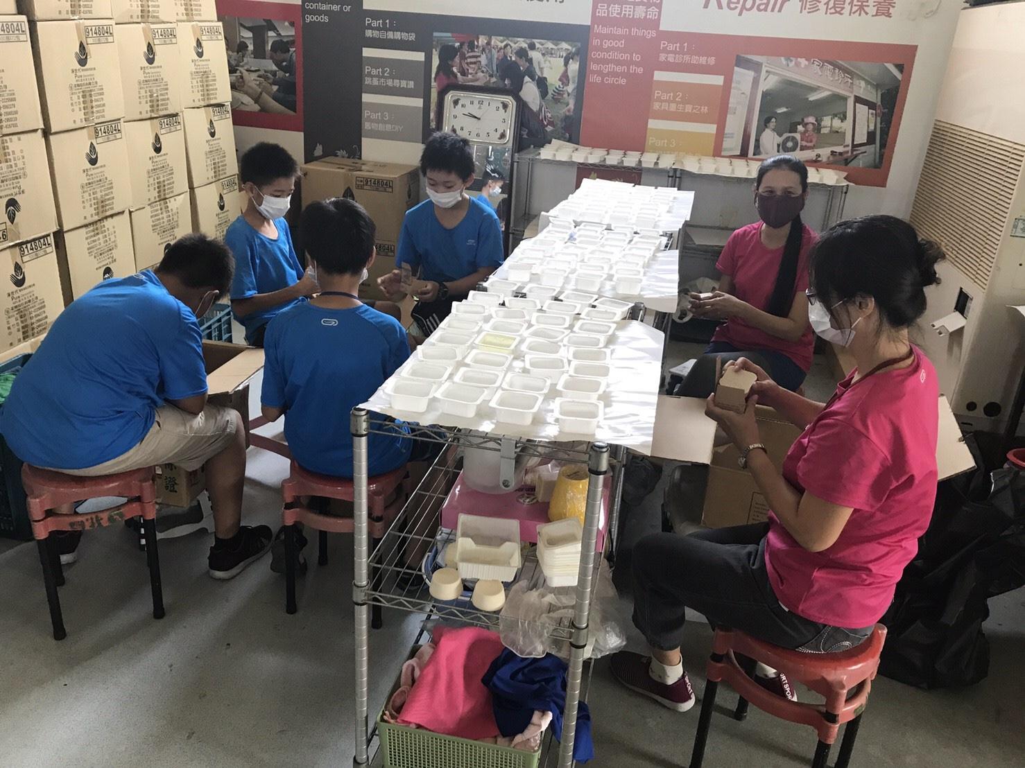 中市「回收學園」計畫反映佳 今年持續招募學生志工