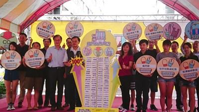 中市環保局推廣自備餐具逛商圈 9/1起消費抽好禮