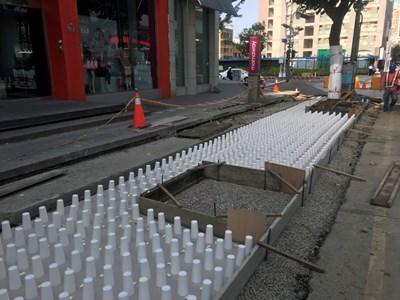 中市礫石層地質得天獨厚 市府公共工程強調「海綿城市」功能