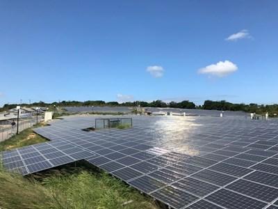 台中「文山綠光計畫」掛錶發電 部分綠電收入將捐公益