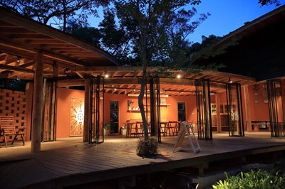 花博后里森林園區「四口之家」 再奪美國建築大師獎榮譽獎